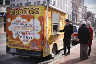 Food Trucks, CapMac, Cap Mac