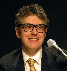 Public radio host Ira Glass. Photo used under the Creative Commons License.