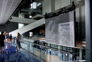 "The Newseum will now offer some solace to ""Daily Show"" fans. Hatchet file photo."