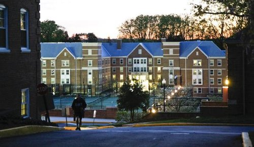 The Vern, where hundreds of freshmen will live. Hatchet File Photo