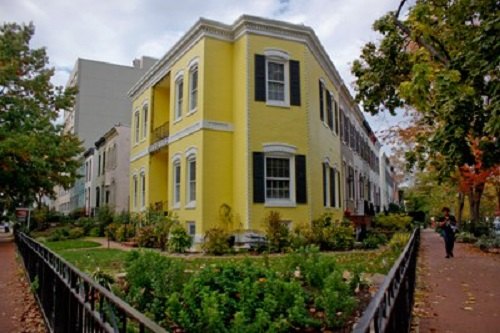 Foggy Bottom was ranked 14th on a list of best D.C. neighborhoods. Hatchet file photo.