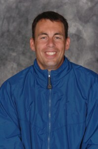 head cross country coach Terry Weir