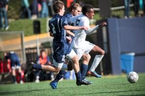 Yoni Berhanu, men's soccer, A10