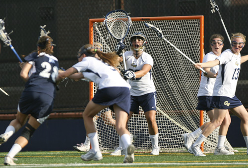 Jess Hicks, women's lacrosse