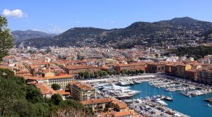 The port of Nice in France. Photo used under the Wikimedia Commons License