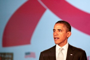 President Barack Obama, HIV, AIDS