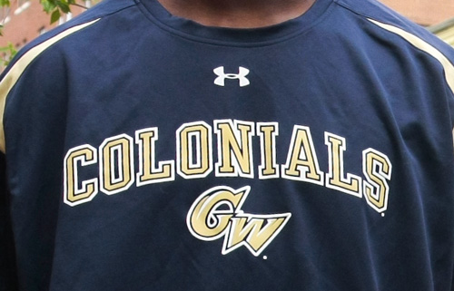 colonials, gw, apparel, t-shirt