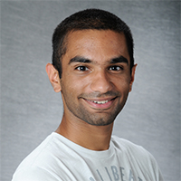 Navdeep Kang was a fourth-year medical student. Photo courtesy of the School of Medicine and Health Sciences.