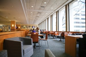 The closure of J Street was one of several major changes made to GW dining's options over the past year. Hatchet file photo by Dan Rich | Photo Editor.