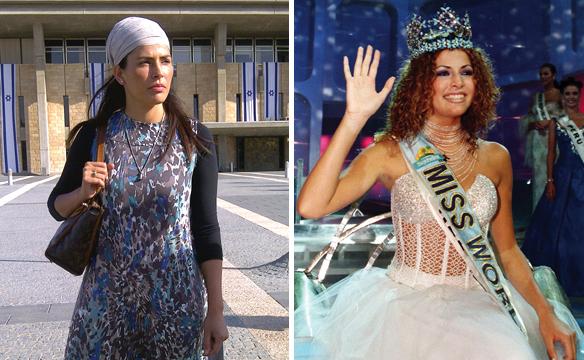 La transformación de la Miss Mundo luego de contar que violada
