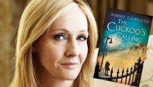 Misterio resuelto: J.K. Rowling es Robert Galbraith.