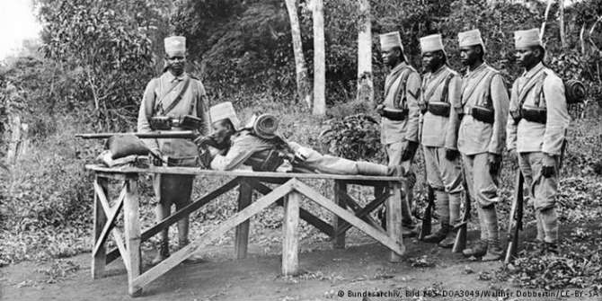 Book Review: Violent Intermediaries: African Soldiers, Conquest, and Everyday Colonialism in German East Africa by Michelle R Moyd