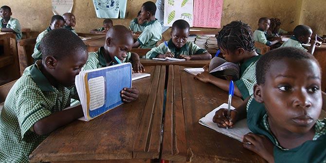 Investing in girls' education makes good economic sense