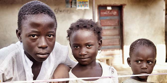 Living with Ebola: Initiatives from Below