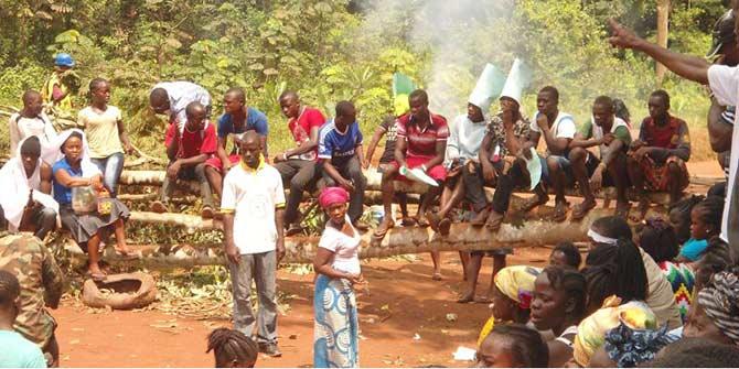Reforming Liberia's Mining Sector Post-Ebola