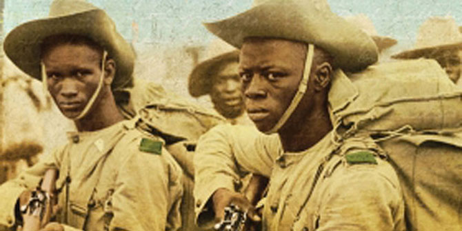 Book Review: Another Man's War: The Story of a Burma Boy in Britain's Forgotten African Army by Barnaby Phillips