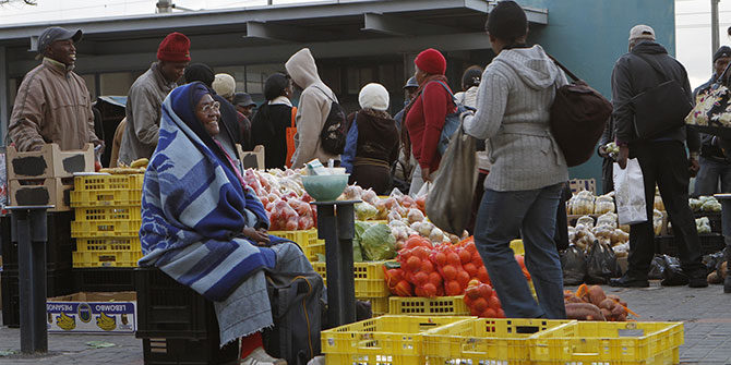 Book Review: Mean Streets: Migration, Xenophobia and Informality in South Africa