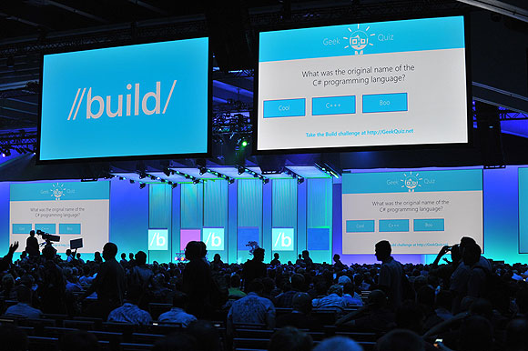 Attendees onsite at Build 2013 interacted with over 200 Microsoft engineers behind the products and services. But millions of viewers online caught the keynotes and sessions live on Channel 9 or later on demand.