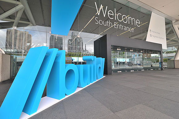 Last June, Microsoft welcomed over 6000 developers to Build 2013 in San Francisco's Moscone Center.