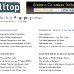 Alltop, Popurl & WordPress: a model for publishing