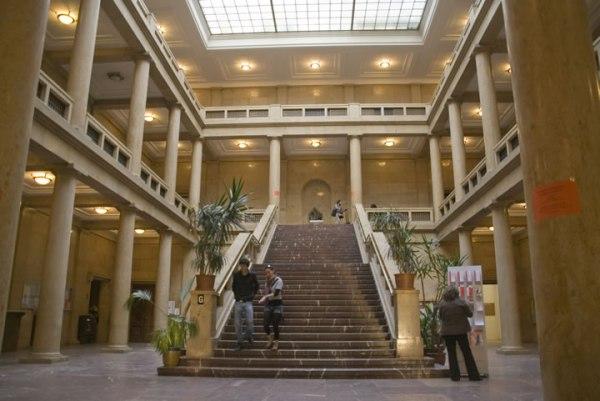 Hochschule für Musik und Theater. Foto: Hufner