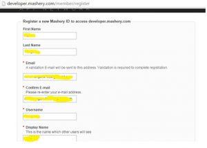 RegisterMashery
