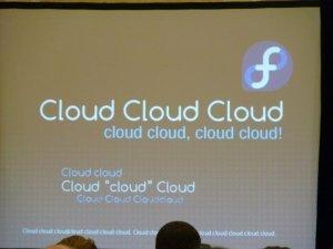 Cloud cloud cloud? CLOUD!!