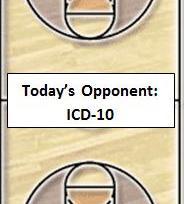 bball ICD-10