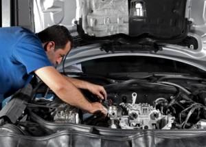 Mechanic-Under-Hood
