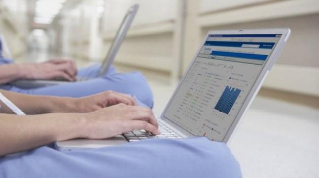 health-laptop