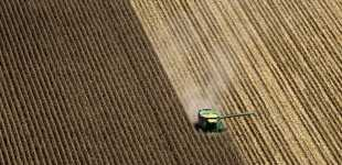 Images of the Great Drought of 2012