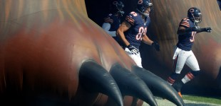 Chicago Bears Claw the Rams, 23-6 at Soldier Field
