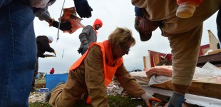WASHINGTON TORNADO: OSF helps their own