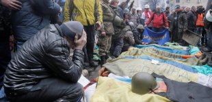 Bloody violence escalates as Ukrainian truce fails