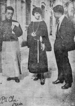 Sanger, April 1922. Image source: http://pic.caixin.com/blog/Mon_1105/07399011305797645.jpg