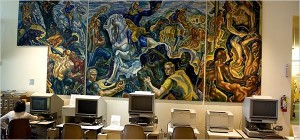 daugherty israel putnam mural