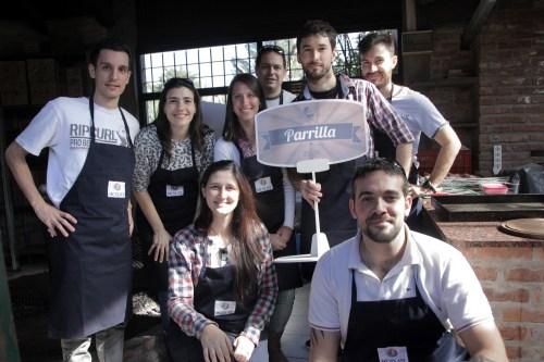 Team Parrilla