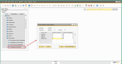 Intercompany integration solution for SAP Business One – Financial Consolidation   SAP Blogs