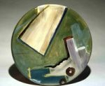 Ceramic Plate by Garry Price