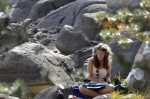Elaine Frenett 2012 Journaling Retreat, Lake Alpine, California