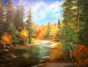 Sacramento River, by Darlene Ball