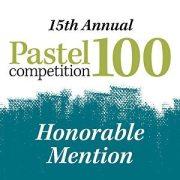 Pastel Journal Honorable Mention Badge for Janis Ellison