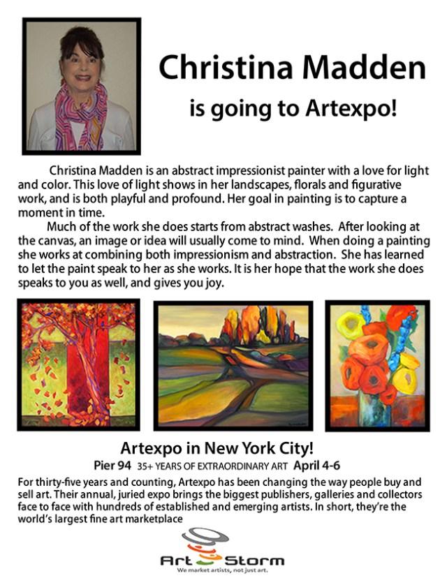 ChristinaMadden-ArtExpo-promo