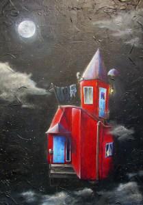 Dream House, by Kreshana Baker