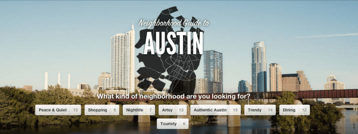 content marketing example - AirBnB
