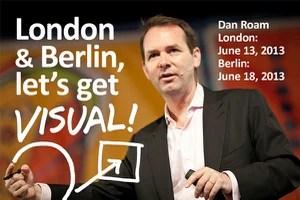 Dan Roam London & Berlin
