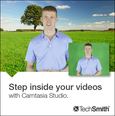 Camtasia Studio Green Screen