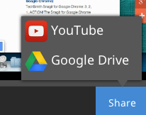 youtube-google-drive-share