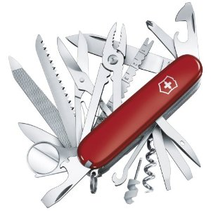 photo of Swiss Champ Swiss Army knife