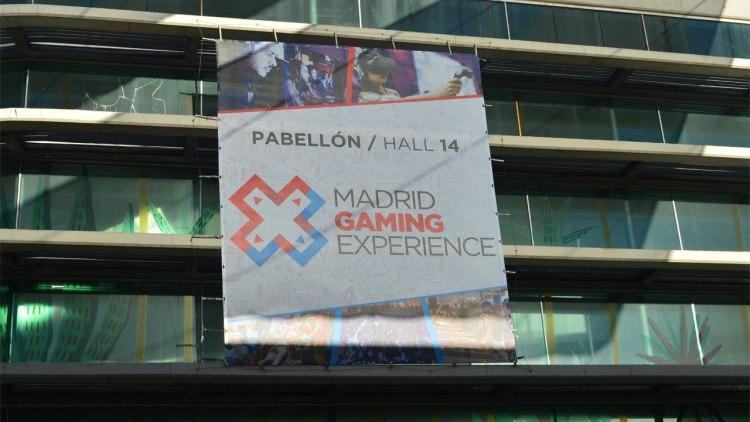 Crónica de la Madrid Gaming Experience 2016